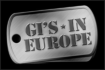 GIs in Europe