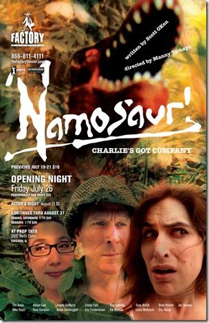 Namosaur