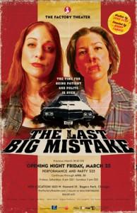 The Last Big Mistake