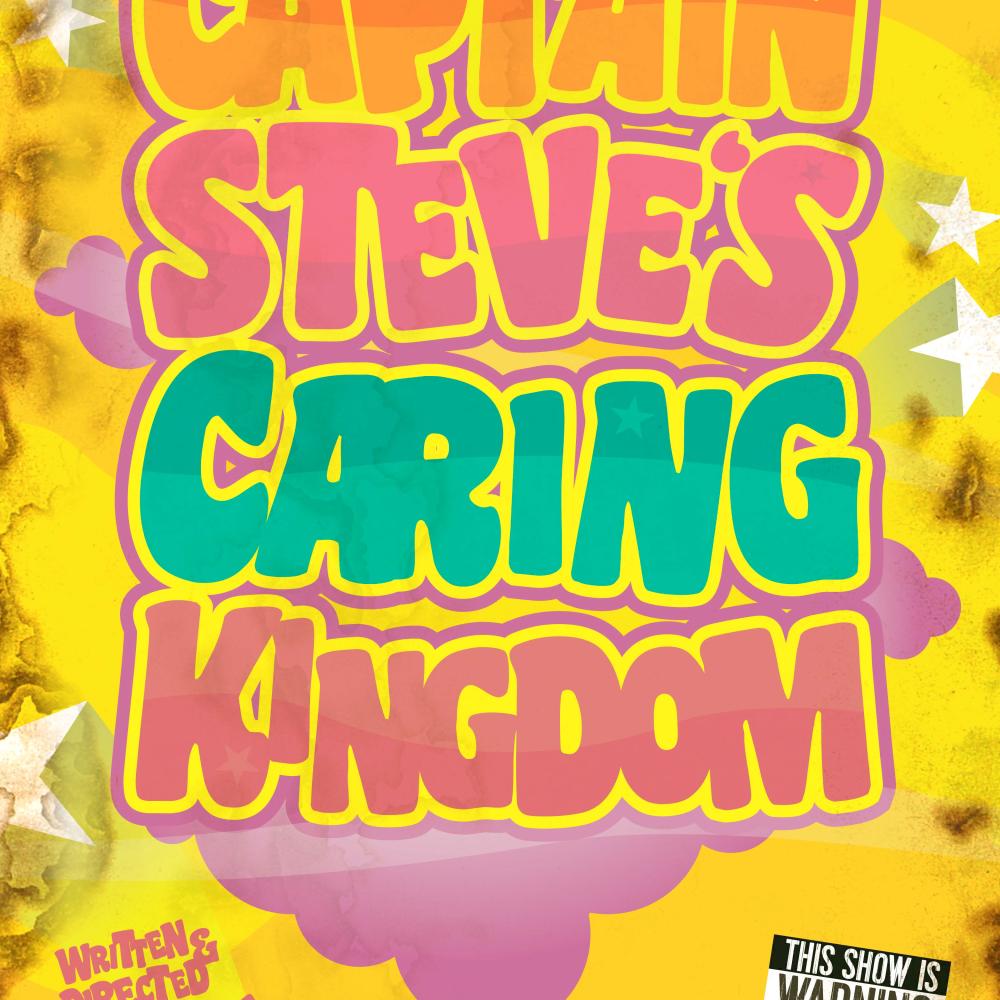 captain steve poster pic