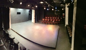 Pic The theater space